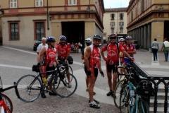 Sortie Cyclo en Italie 2010