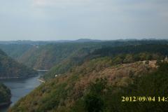 Vendes 2012, séjour  dans le Cantal