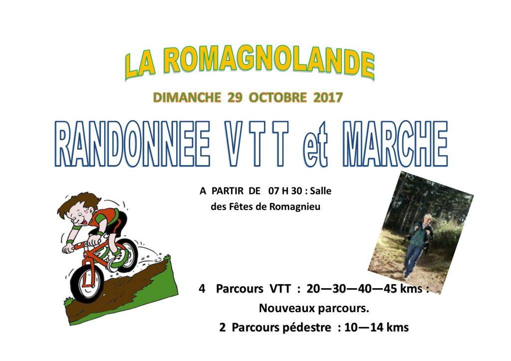 Annonce Rando VTT pour site